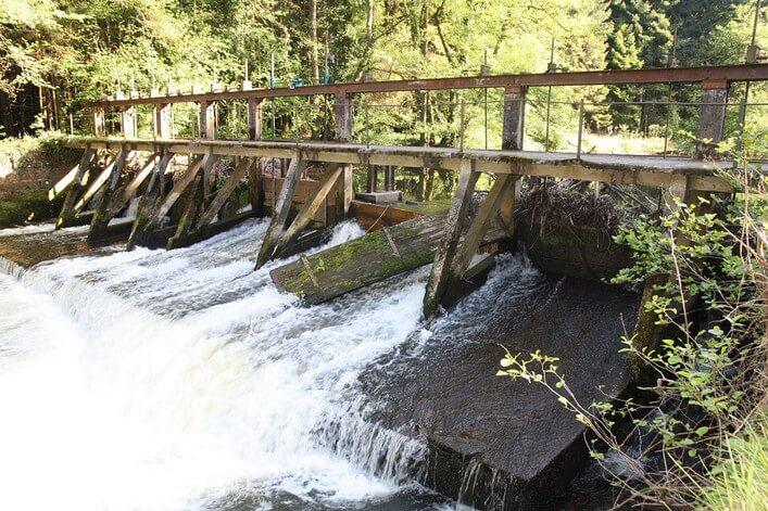 barrage de Raon-L'Etape