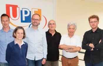 Rencontre avec l'Union pour l'entreprise des Hautes-Alpes