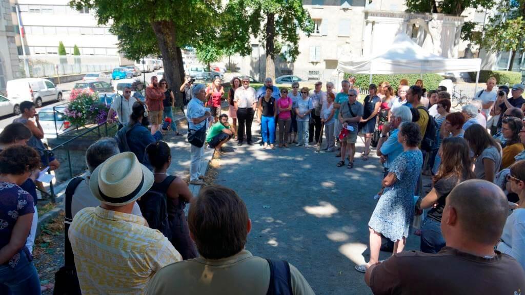 Conférence de presse – Les associations des Hautes-Alpes en danger
