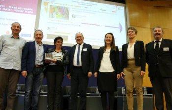 Échanges Paysans 05 remporte le Prix Coup de cœur de l'ESS