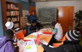 Briançon : les associations mobilisées pour l'accueil des migrants