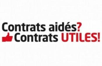 Baisse des contrats aidés en 2018 : une décision inacceptable