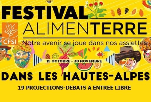 Festival ALIMENTERRE 2018
