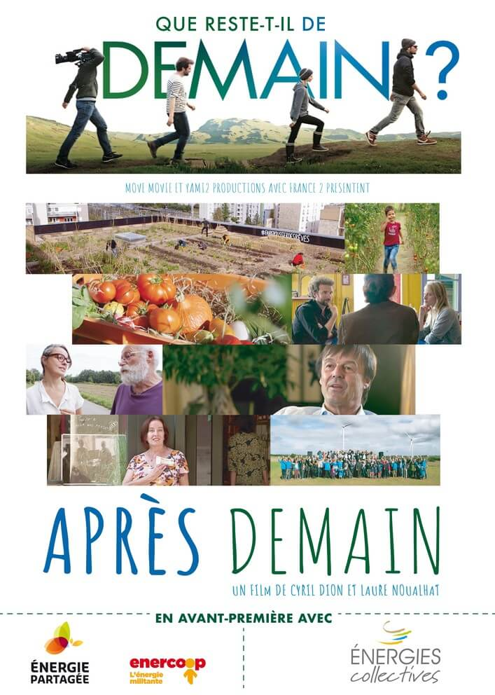 Affiche film APRES DEMAIN