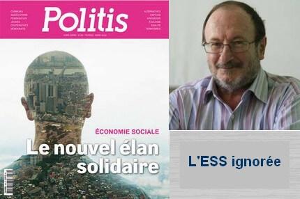 Hors-série ESS de Politis
