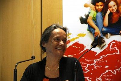 Danièle Demoustier 2014 à Gap
